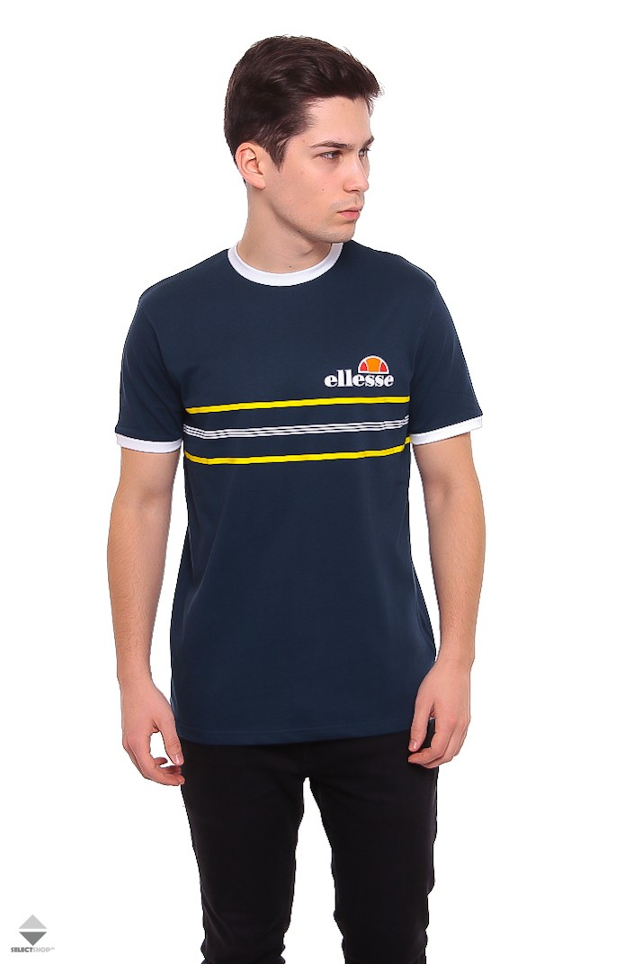 Ellesse mens Gentario T-Shirt in navy