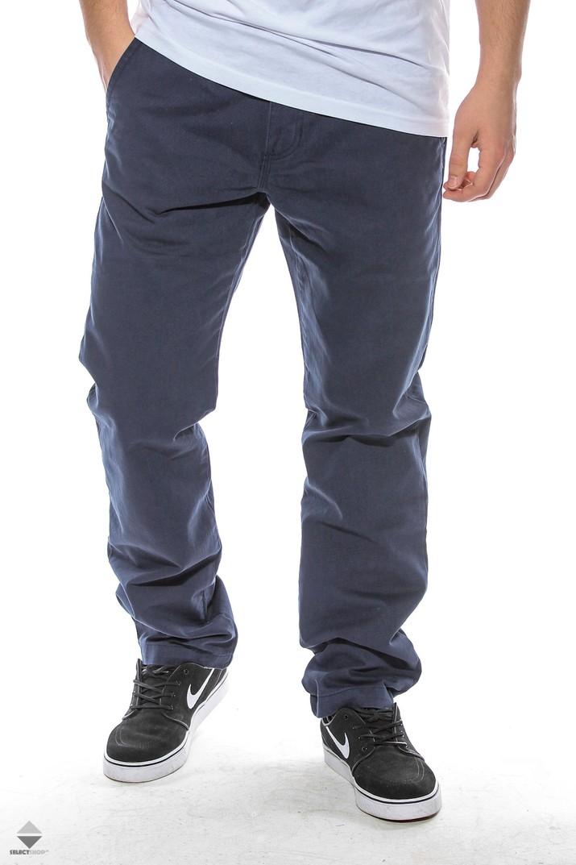365364f72ee9 Vans Authentic Chino Slim Pants Dark Blue VA3144LKZ