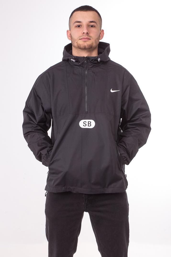 Nike SB Skate Anorak Jacket CV4299-010 Black