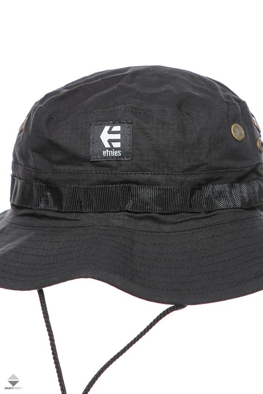 f00c80d8496 Etnies Apoc Boonie Bucket Hat Black