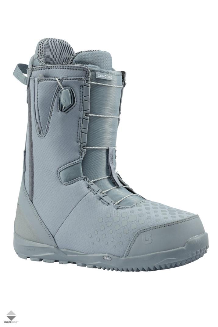 Snowboardowe Burton Concord Snowboard Boots Gray Gris 10623104060