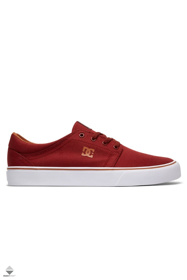 DC Shoes Trase TX Sneakers Burgundy