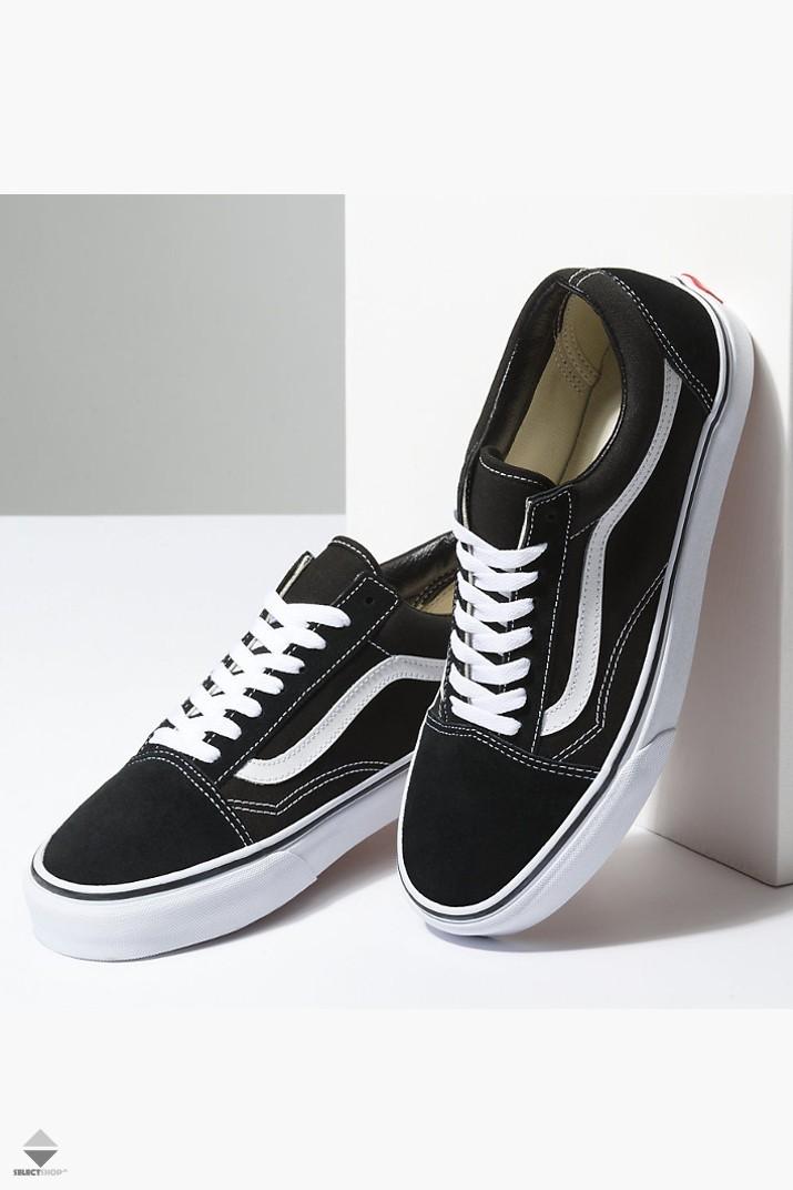 Vans Old Skool Sneakers Black