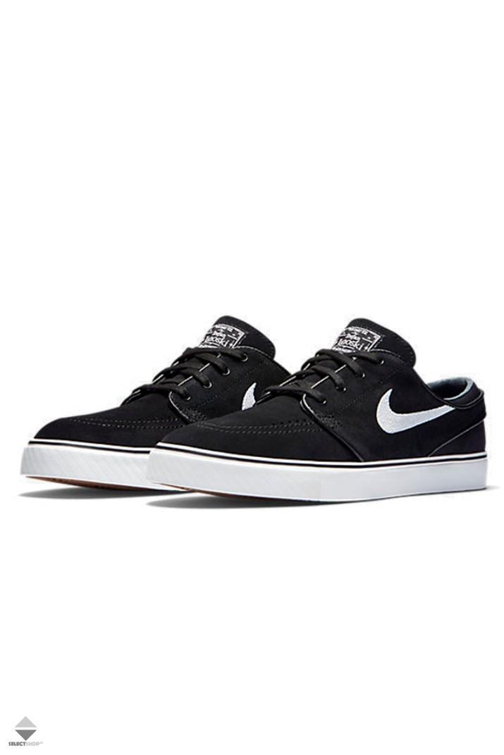 b2acdcb19793a Nike Zoom Stefan Janoski Sneakers Black 333824-026