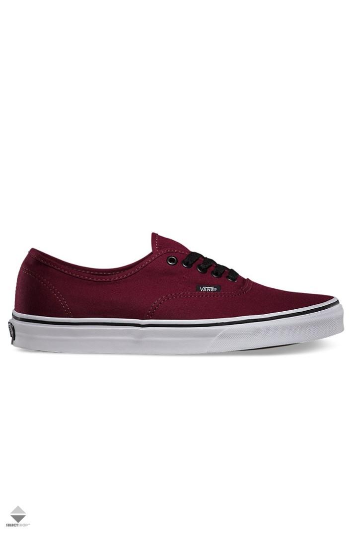 ed85bfc5e96aa1 Vans Authentic Sneakers Port Royale Black VN-0QER5U8