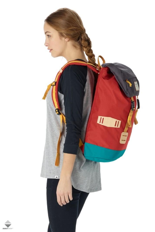 68ce63bcbdb9 Burton Tinder Pack Backpack Tandori Ripstop 16337103666