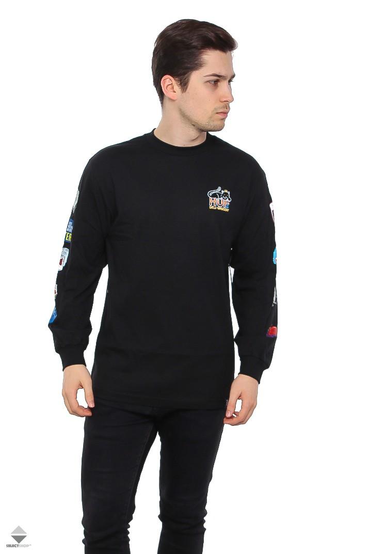 ec0071dd HUF Bodega Longsleeve Black TS00564