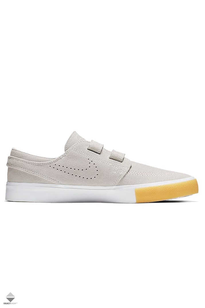 newest collection 5b6ed c3590 Nike SB Zoom Stefan Janoski AC RM SE Sneakers CD6577-100 WHITE WHITE-VAST  GREY-GUM YELLOW