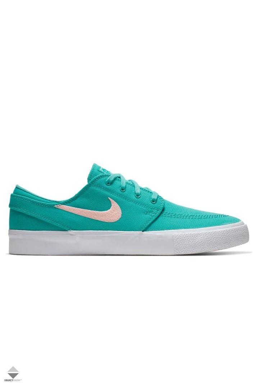 b2aa20f63a37e Nike SB Zoom Stefan Janoski Canvas RM Sneakers AR7718-300 CABANA PINK  TINT-WHITE-GUM LIGHT BROWN