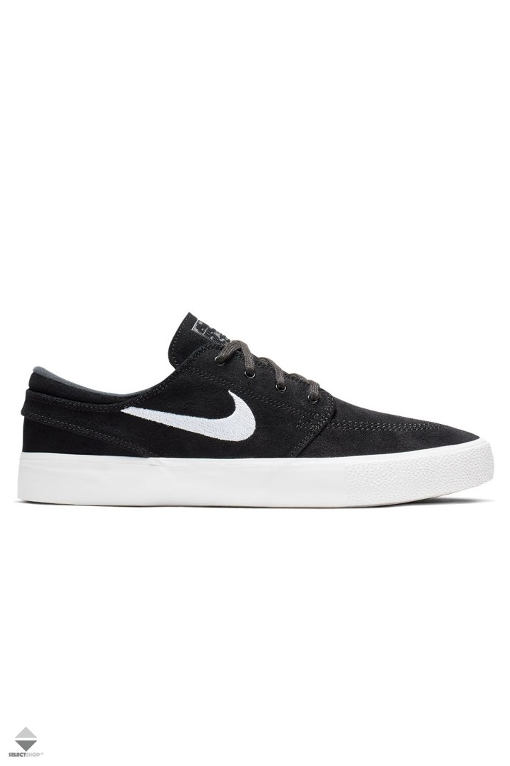 concepto Rubicundo Comprimido  Nike SB Zoom Stefan Janoski RM Sneakers AQ7475-001 BLACK/WHITE-THUNDER GREY-GUM  LIGHT BROWN