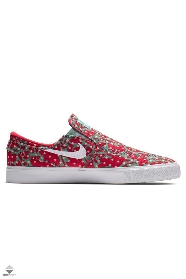 info for 382cf cd754 Nike SB Zoom Stefan Janoski Slip RM Canvas Sneakers CI9732-300  CABANA WHITE-DESERT ORE-UNIVERSITY RED