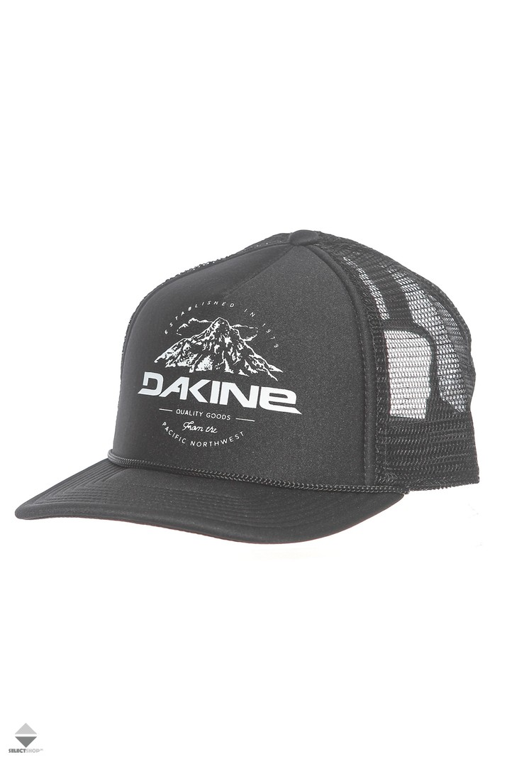 Dakine MT Hood Trucker Black 10000855 33886974fa9