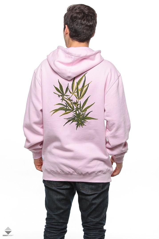 zamówienie online wiele modnych tanie jak barszcz HUF Tropical Plants Hoodie PF00106-PNK Pink