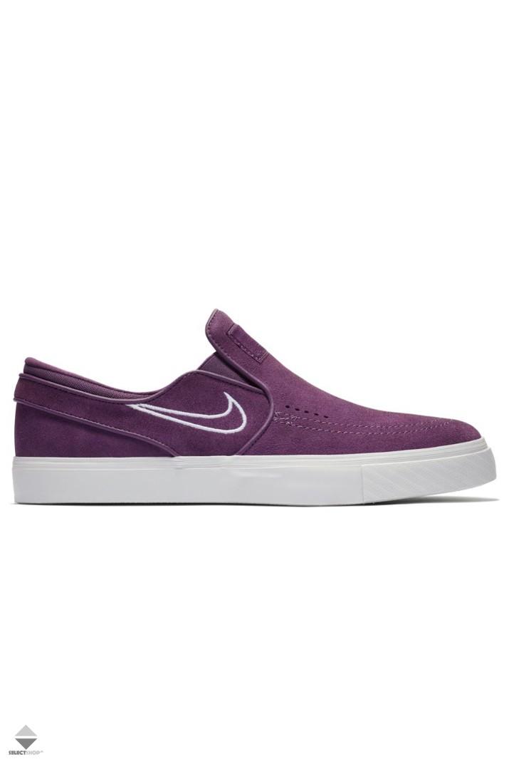 bb7f1c0d6a8b Nike SB Zoom Stefan Janoski Slip-On Sneakers Pro Purple 833564-500