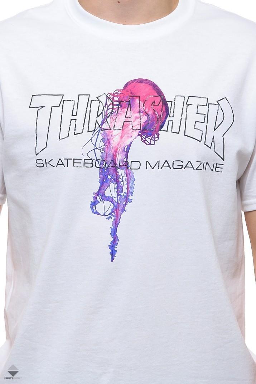94a271362 Thrasher X Atlantic Drift T-shirt White