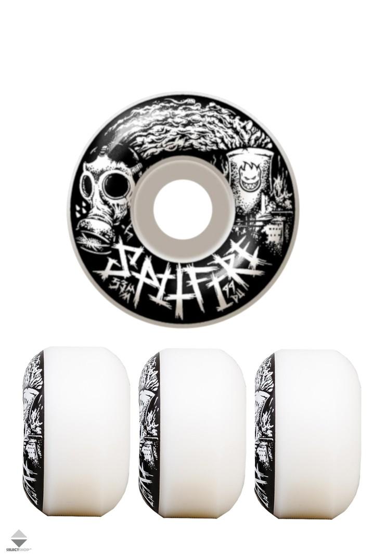 Spitfire Spitcrust 52mm Skateboard Wheels
