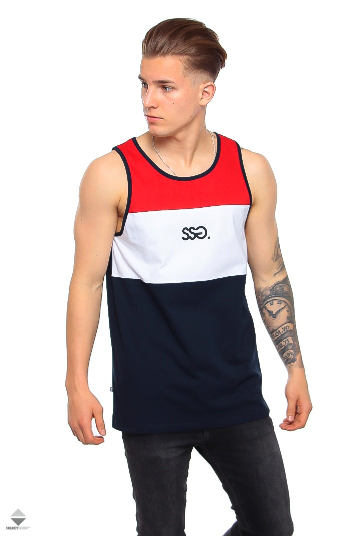SSG Smoke Story Group Colors Small Tank Top
