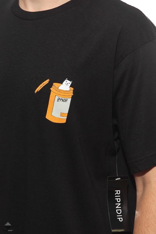 2371ec7c86f7 ... Ripndip Nermal Pills T-shirt ...