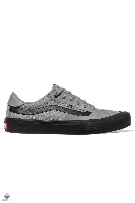 15779e8f12 Vans Style 112 Pro Sneakers VA347XEZQ Gunmetal Black