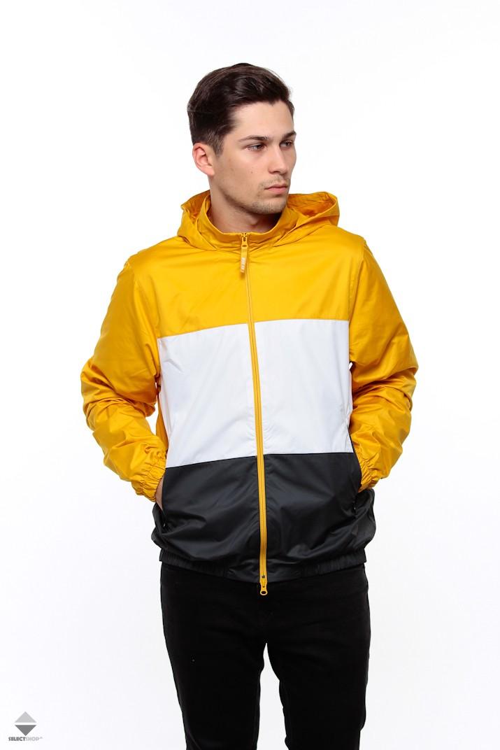bbaaddf98 Nike SB Shield Jacket Yellow White Black 938015-752