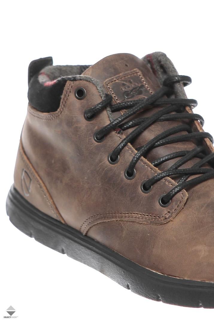 a94a250bc40364 Emerica Wino Cruiser Hlt X Eswic Winter Boots Brown Black 6107000185-201