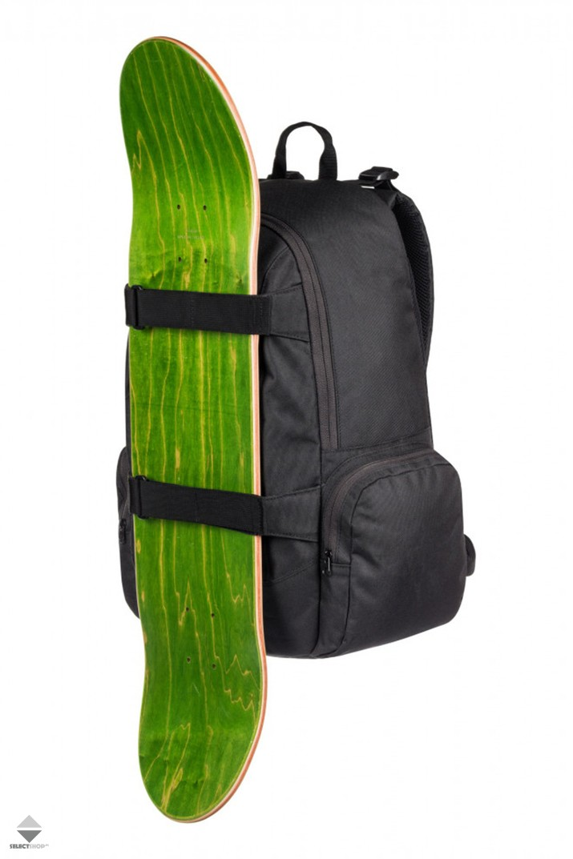 c5ce78e29564 DC Shoes Breed Backpack 26L EDYBP03135-KVJ0 Black