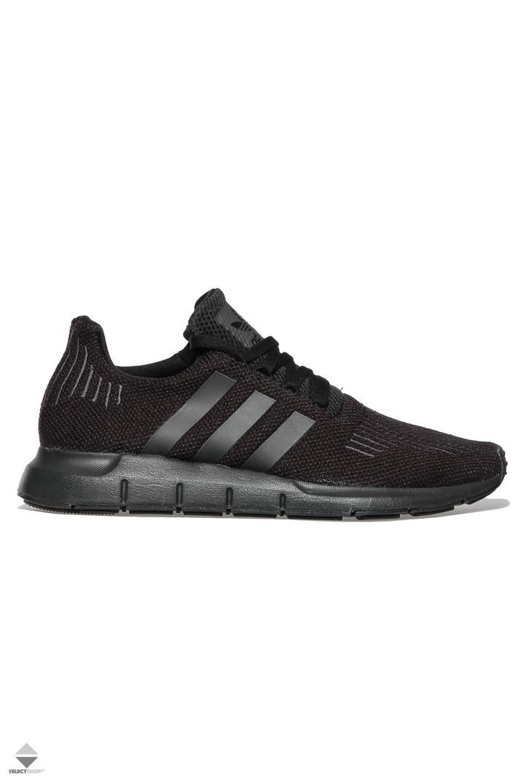 e543c6de5 Adidas Swift Run Sneakers Black CG4111