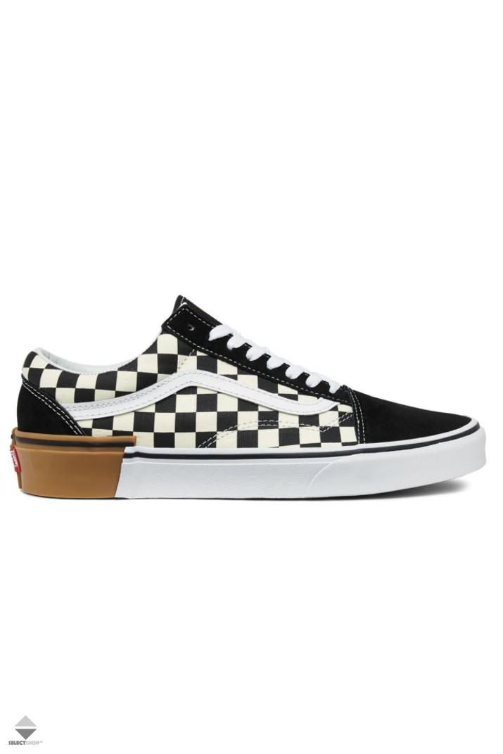 Vans Old Skool Checkerboard Sneakers