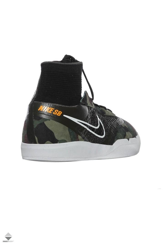 130bccc335fd Nike SB Hyperfeel Koston 3 Sneakers Cargo Khaki Circuit Orange ...