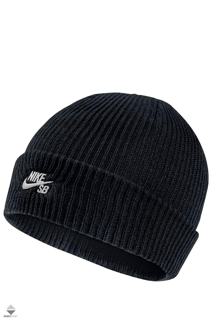 ojo Aplicado Yo  Nike SB Fisherman Beanie Black 628684-011