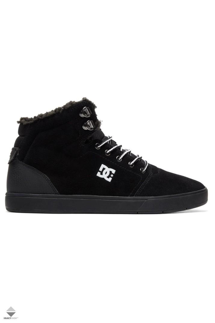 a2e3d9c7cc DC Shoes Crisis High WNT Winter Boots ADYS100116-BWB Black White Black