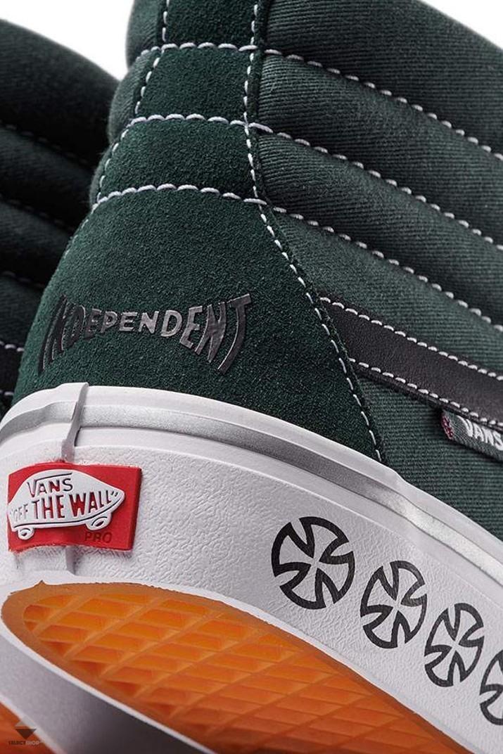 Vans X Independent SK8-Hi Pro Sneakers