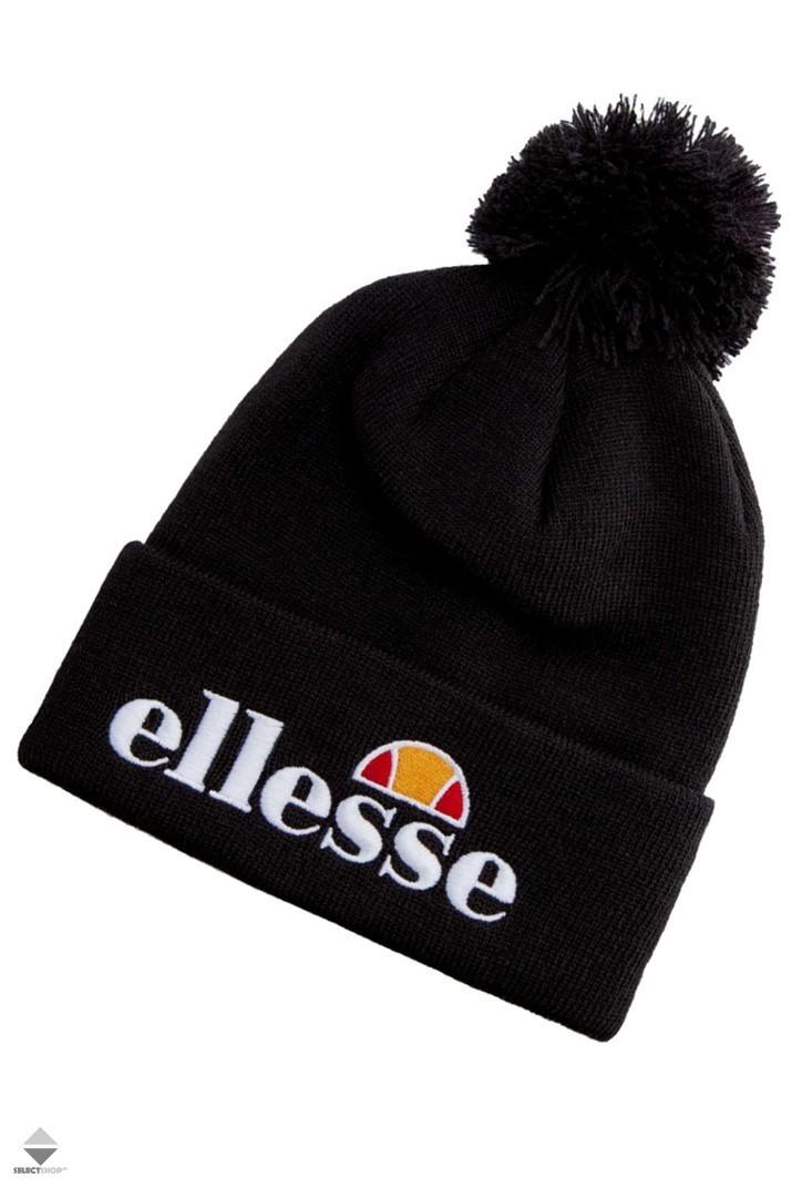 b5939185 Ellesse Velly Pom Pom Beanie SAAY0473 Black