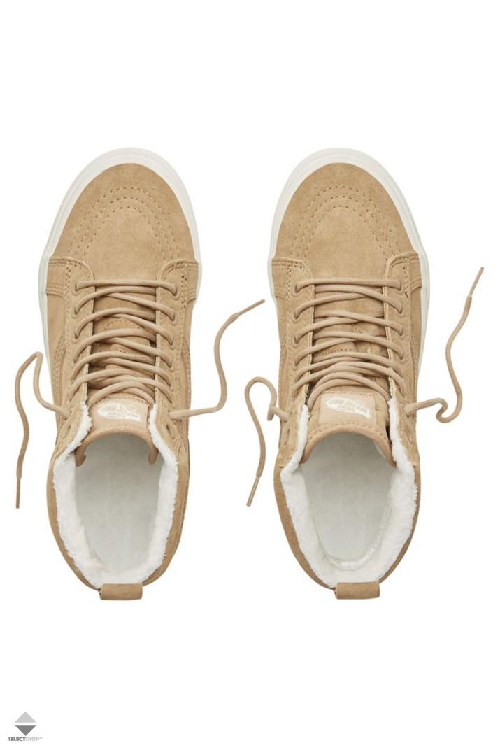 61a4c6018a Vans SK8-Hi MTE Winter Boots VN0A33TXUC31 Cornstalk Marshmallow