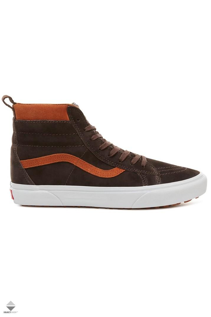 Vans SK8-Hi MTE Winter Boots VN0A33TXUCA1 Suede Chocolate Torte 5a2694157