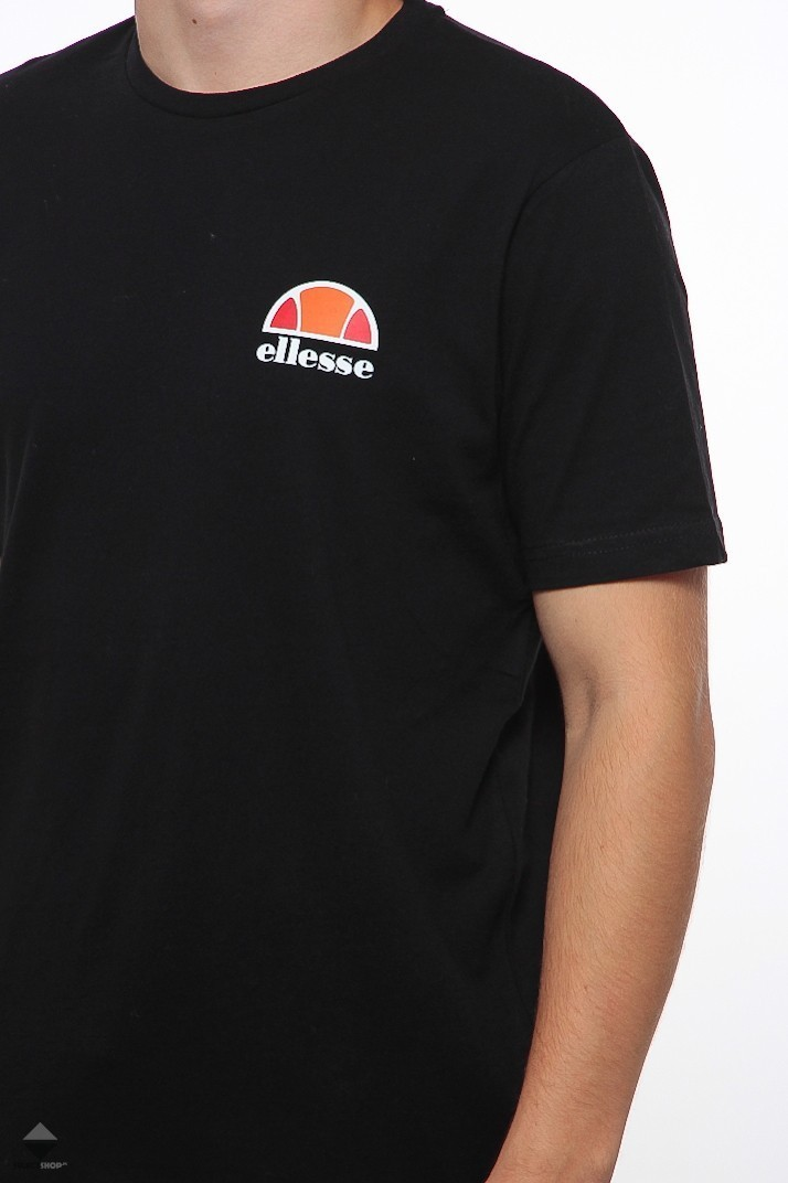 a3133a4292d2 Ellesse Canaletto T-shirt Black SHS04548