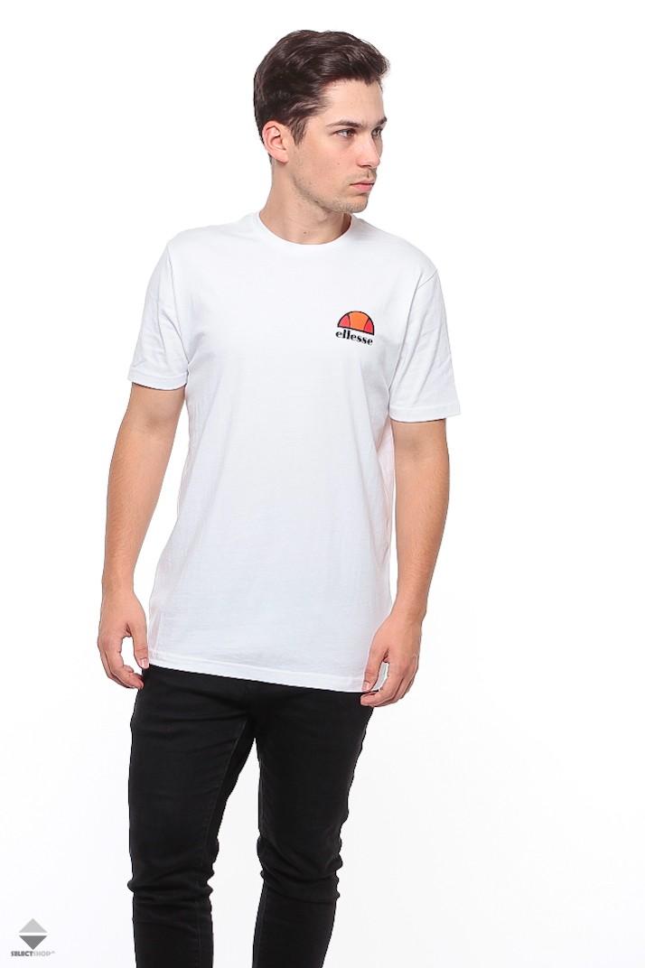 9a712fbc520f Ellesse Canaletto T-shirt White SHS04548