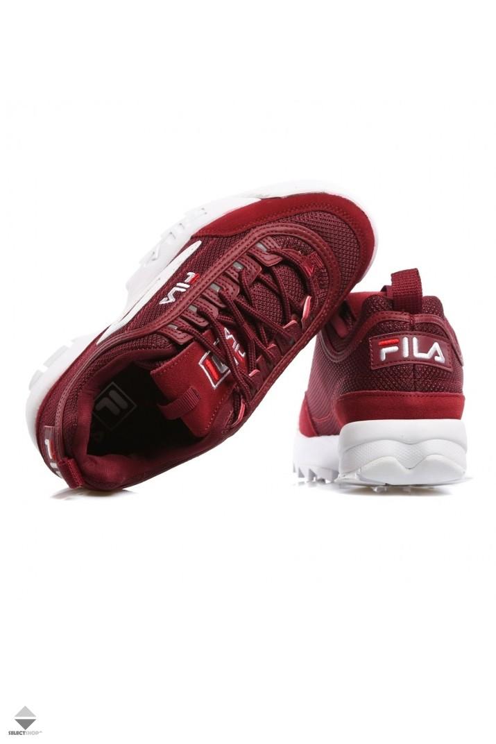 Fila Disruptor Mesh Low Womens Sneakers