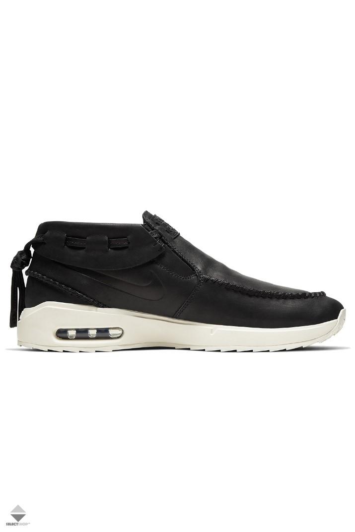resultado Párrafo Sustancial  Nike SB Air Max Stefan Janoski 2 MOC Sneakers BQ6840-002 Black Black Pale  Ivory Noir Ivoire Pale Noir