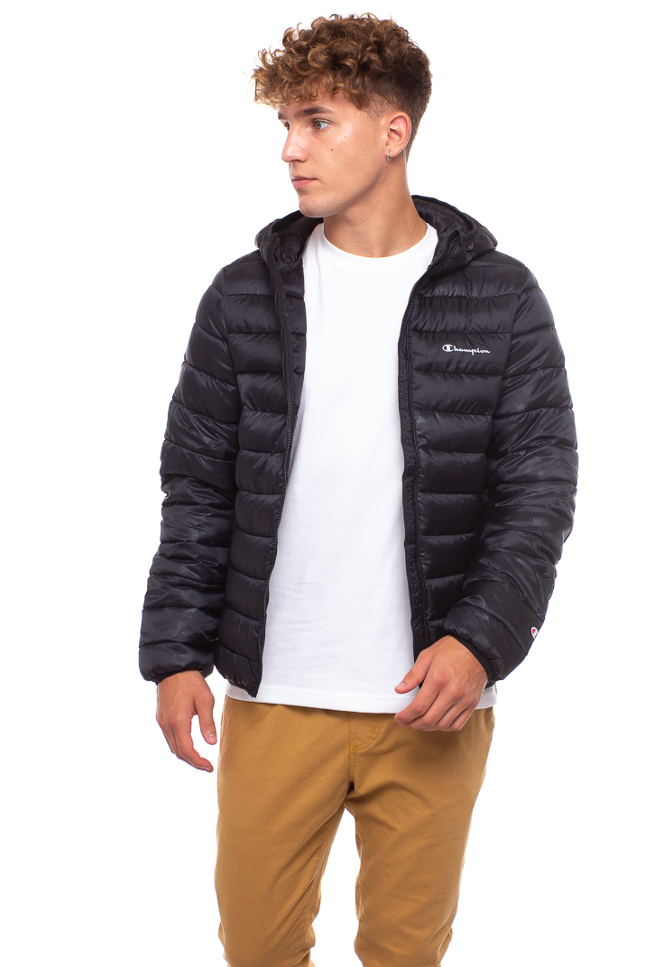 Champion Men Winter Jacket Hooded Jacket 214869