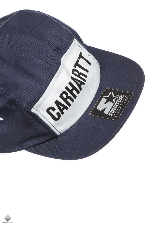Carhartt Shore Starter Cap Nay Black I020991 ee99ba83e62