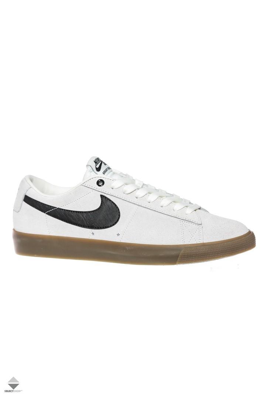huge discount 7a17d c3a30 Nike Blazer Low GT Sneakers Ivory Black Gum 704939-109