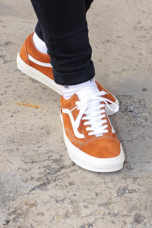 Vans Old Skool (Retro Sport) Glazed Ginger | Footshop