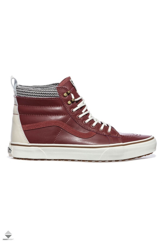 vans boots winter
