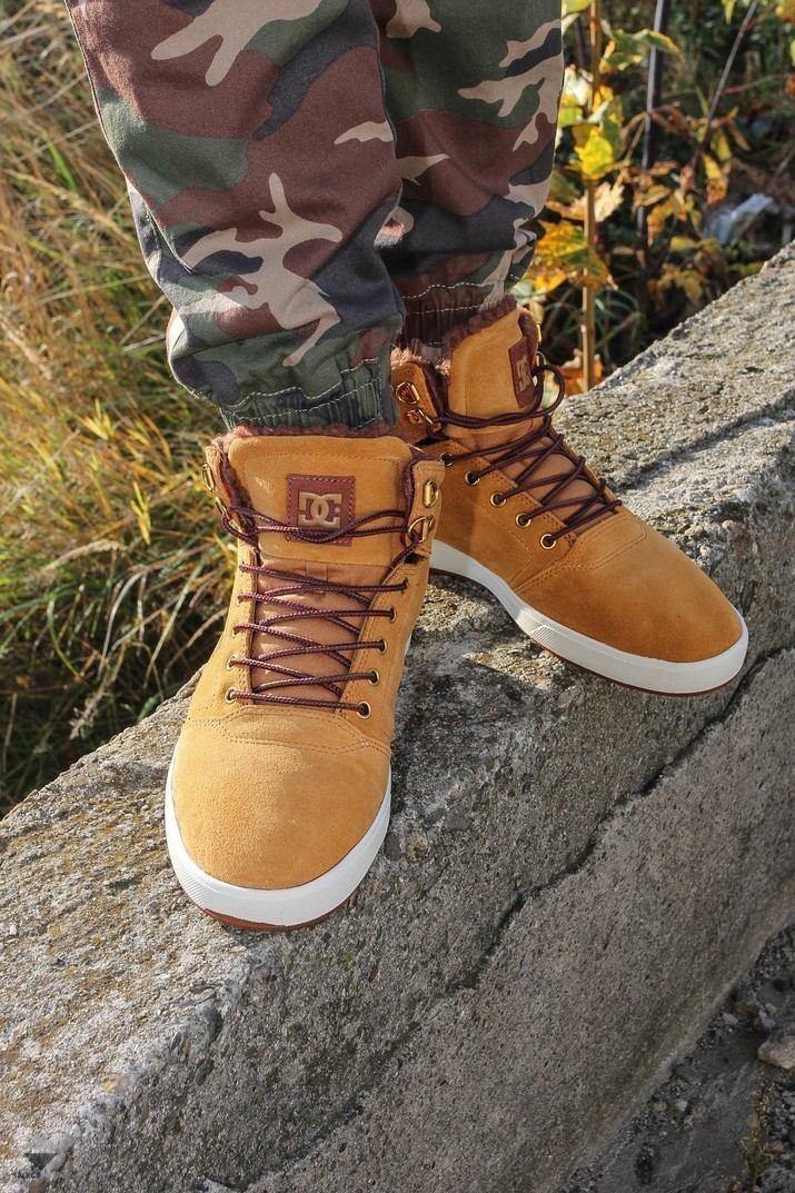 DC Shoes Crisis High WNT Winter Boots