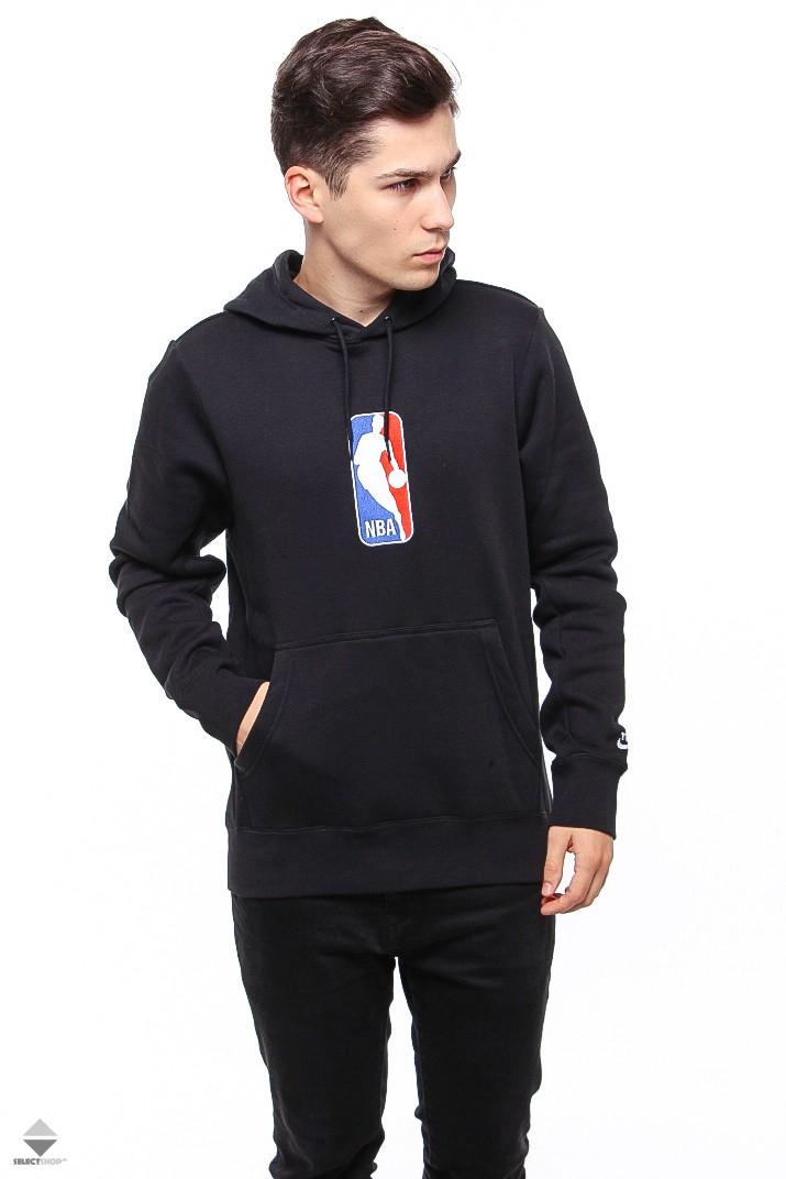 low priced 5c53b 08299 Nike SB X NBA Icon Storm Hoodie 938412-010 Black