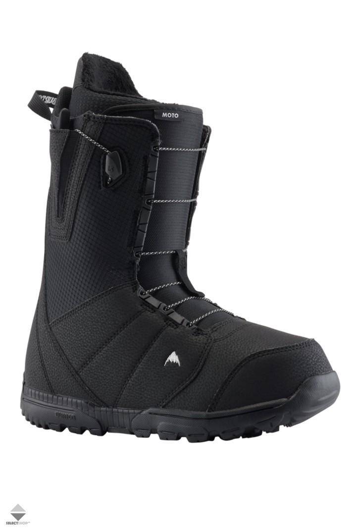 Burton Moto Snowboard Boots 10436105001 Black