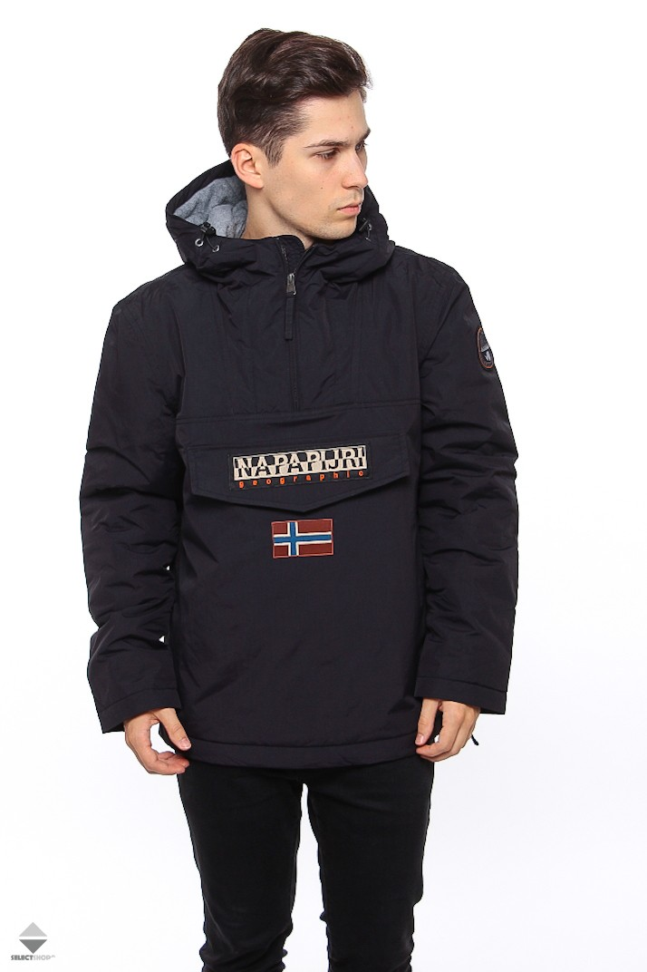 Napapijri Rainforest Winter Jacket Black N0YGNJ041 0ef23152c1c
