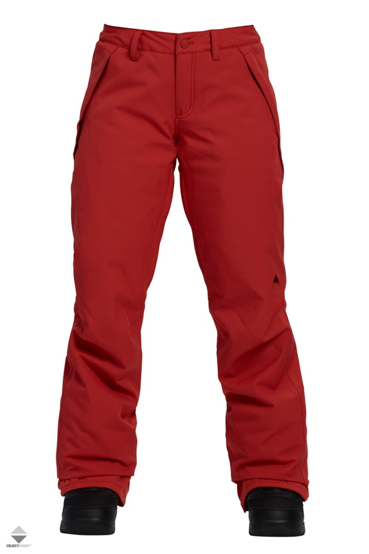 2c66e4393c8 Burton Society Women s Pant Hot Sauce 10100105601