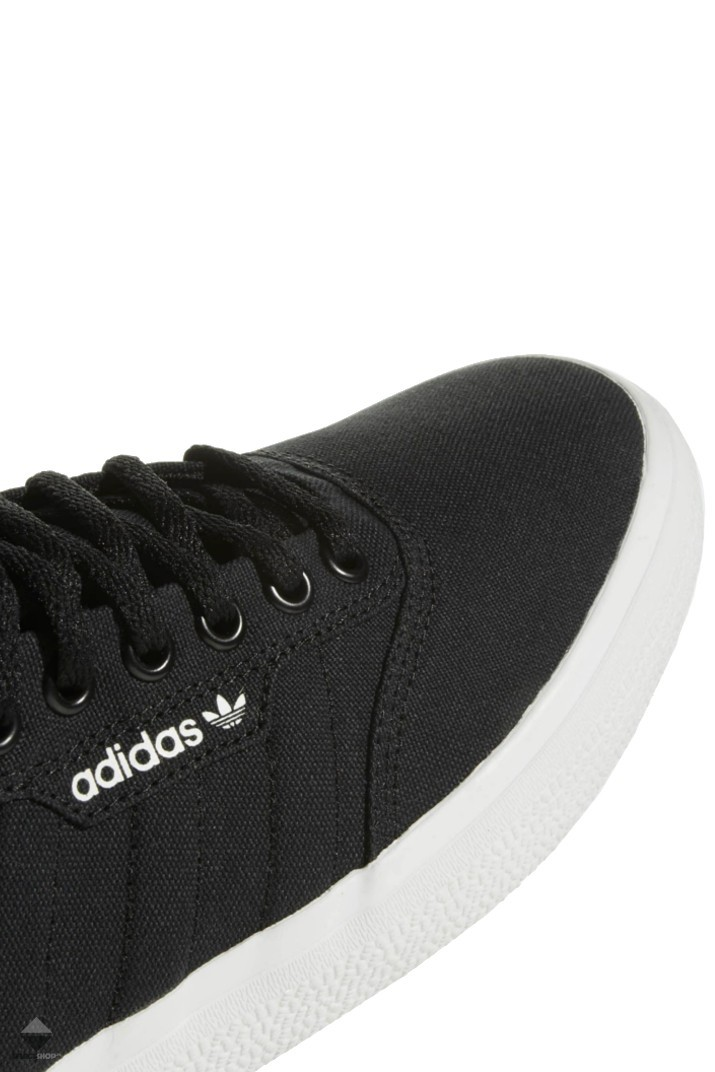 Adidas 3MC Vulc Sneakers Black White B22706 14ae1621a9063